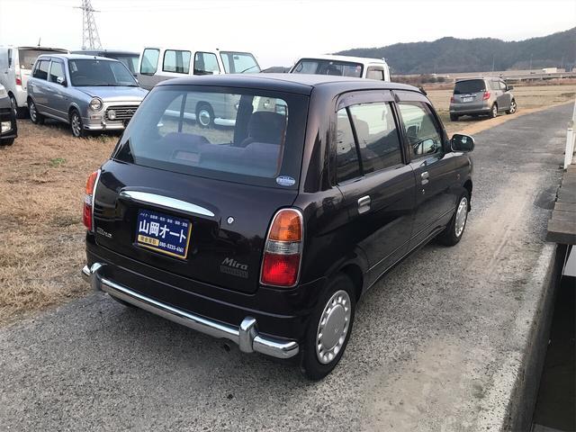 「ダイハツ」「ミラジーノ」「軽自動車」「岡山県」の中古車41