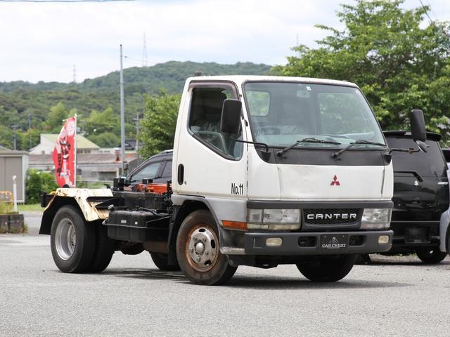 脱着式コンテナ専用車 アームロール フックロール 2トン 2t(3枚目)