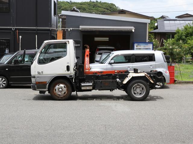 脱着式コンテナ専用車 アームロール フックロール 2トン 2t(5枚目)
