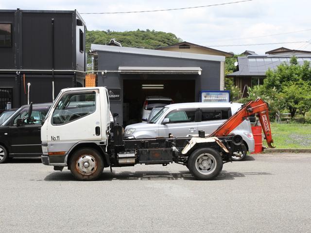 脱着式コンテナ専用車 アームロール フックロール 2トン 2t(15枚目)
