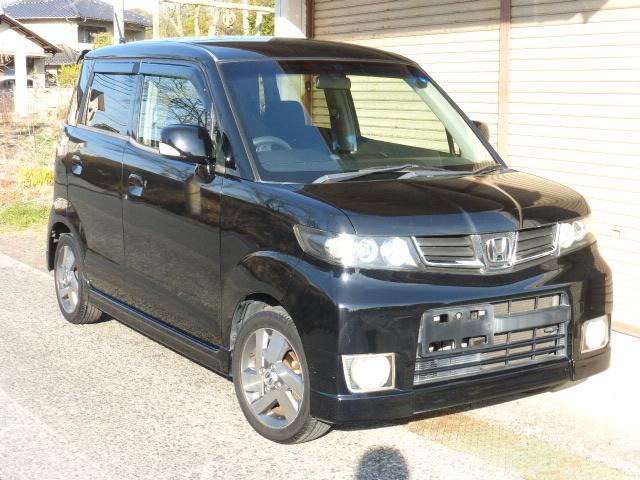 「ホンダ」「ゼストスパーク」「コンパクトカー」「岡山県」の中古車3