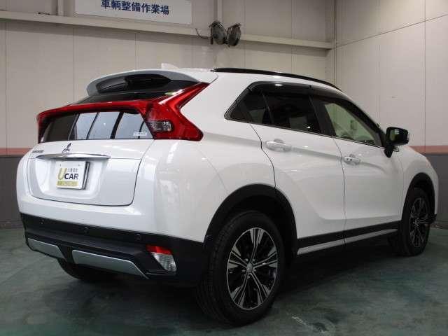 「三菱」「エクリプスクロス」「SUV・クロカン」「島根県」の中古車20