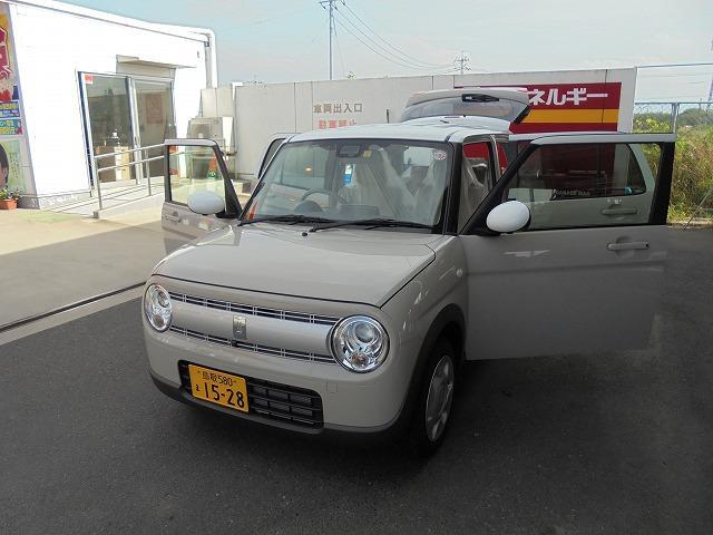 「スズキ」「アルトラパン」「軽自動車」「鳥取県」の中古車30
