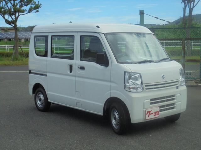 「スズキ」「エブリイ」「コンパクトカー」「鳥取県」の中古車4