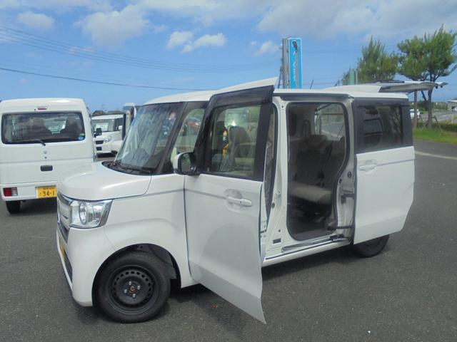 「ホンダ」「N-BOX」「コンパクトカー」「鳥取県」の中古車10