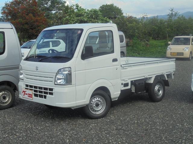 「スズキ」「キャリイトラック」「トラック」「鳥取県」の中古車2