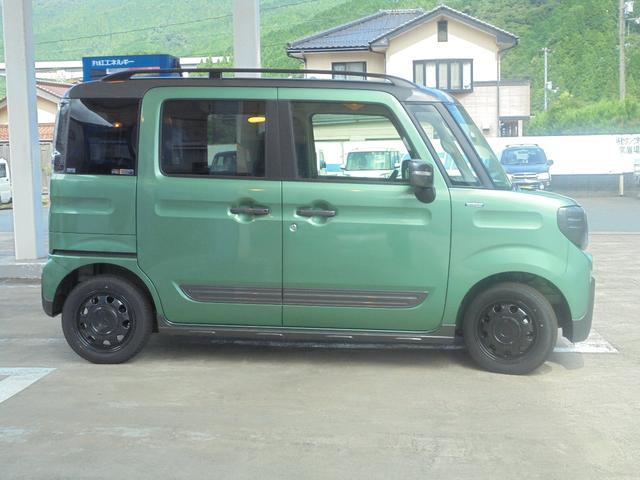 「スズキ」「スペーシアギア」「コンパクトカー」「鳥取県」の中古車3