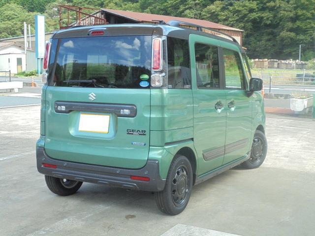 「スズキ」「スペーシアギア」「コンパクトカー」「鳥取県」の中古車4