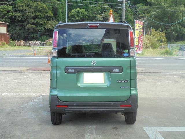 「スズキ」「スペーシアギア」「コンパクトカー」「鳥取県」の中古車5