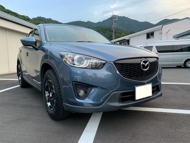 「マツダ」「CX-5」「SUV・クロカン」「広島県」の中古車7