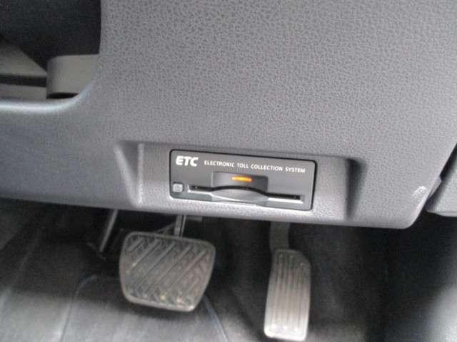 ETC装備、高速道路では必需品。これからのシーズン、是非遠出や旅行へ!快適なお時間を演出致しますよ。