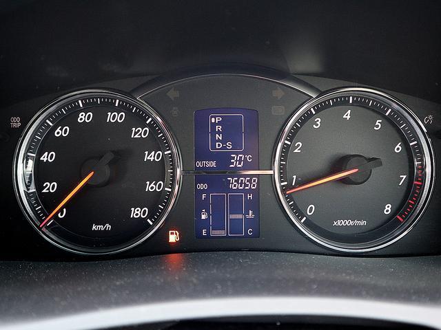 250G 後期 SDナビ ワンセグTV バックカメラ ステアリングリモコン HIDオートライト パワーシート ETC MTモード 左右独立オートエアコン ウインカーミラー 禁煙車 タイミングチェーン(18枚目)