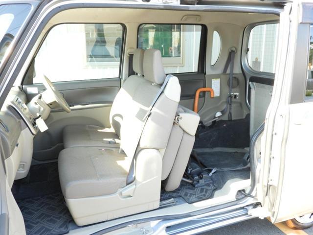 スローパー リヤシート付 福祉車両 フレンドシップシリーズ 左側スライドドア スロープ 電動固定 アイドリングストップ(19枚目)
