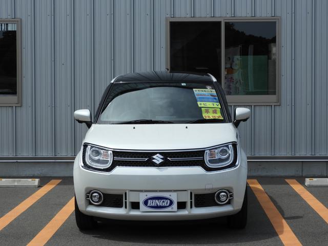 ハイブリッドMX アイドリングストップ プッシュスタート シートヒーター 盗難防止装置 4WD(2枚目)
