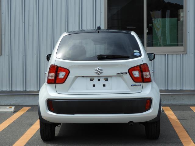 ハイブリッドMX アイドリングストップ プッシュスタート シートヒーター 盗難防止装置 4WD(10枚目)