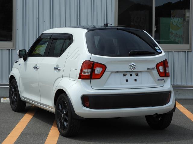ハイブリッドMX アイドリングストップ プッシュスタート シートヒーター 盗難防止装置 4WD(11枚目)