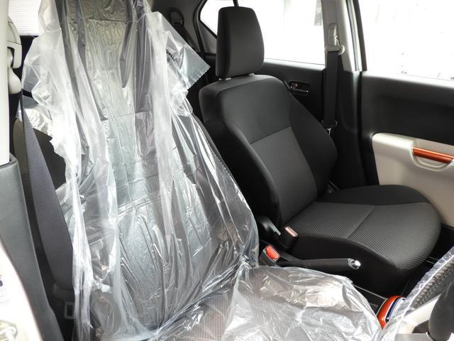 ハイブリッドMX アイドリングストップ プッシュスタート シートヒーター 盗難防止装置 4WD(13枚目)