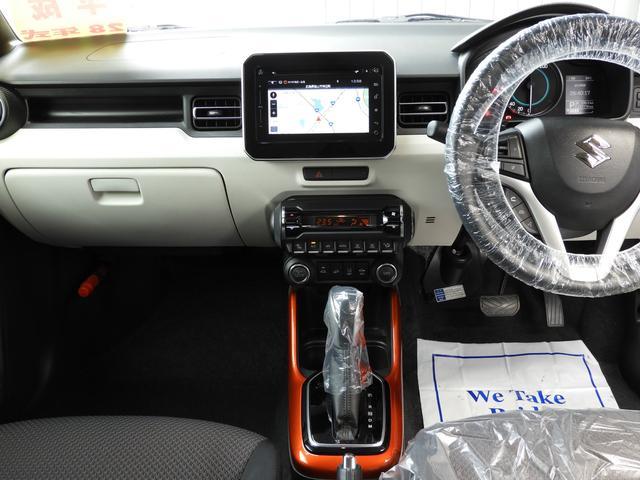 ハイブリッドMX アイドリングストップ プッシュスタート シートヒーター 盗難防止装置 4WD(18枚目)