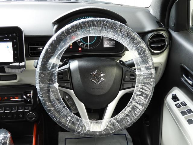 ハイブリッドMX アイドリングストップ プッシュスタート シートヒーター 盗難防止装置 4WD(23枚目)