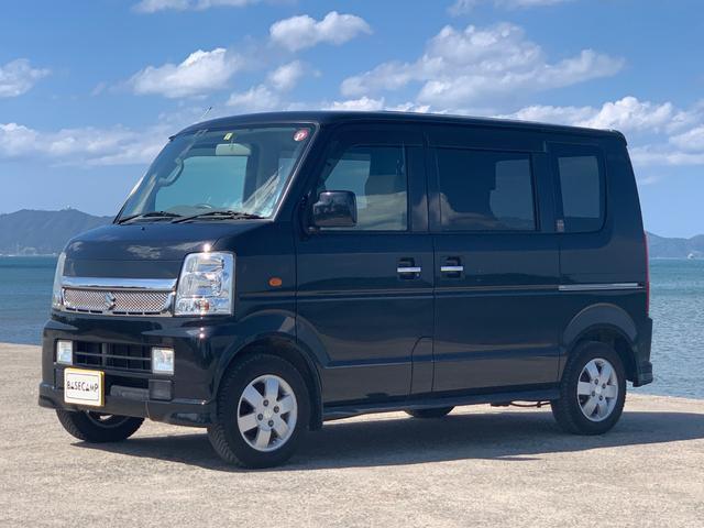 「スズキ」「エブリイワゴン」「コンパクトカー」「鳥取県」の中古車5