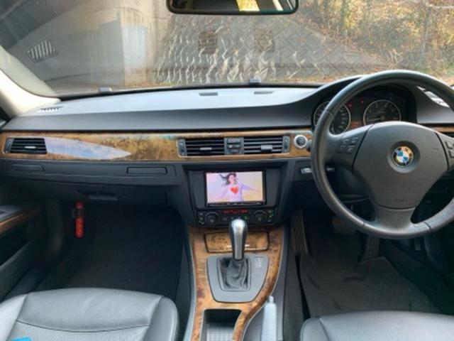 320i ハイラインパッケージ ストラーダナビ フルセグTV 走行中視聴可能 走行距離6万キロ台 ユーザー買取(10枚目)