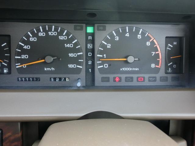 ブロアムVIP ターボ 3000cc 4ドア ピラーレスハードトップ ブロアムVIPターボ エアサス カーステレオ以外 ノーマル(11枚目)