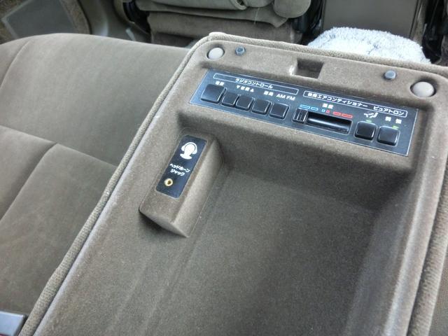 ブロアムVIP ターボ 3000cc 4ドア ピラーレスハードトップ ブロアムVIPターボ エアサス カーステレオ以外 ノーマル(27枚目)