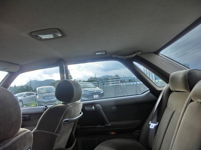 ブロアムVIP ターボ 3000cc 4ドア ピラーレスハードトップ ブロアムVIPターボ エアサス カーステレオ以外 ノーマル(32枚目)
