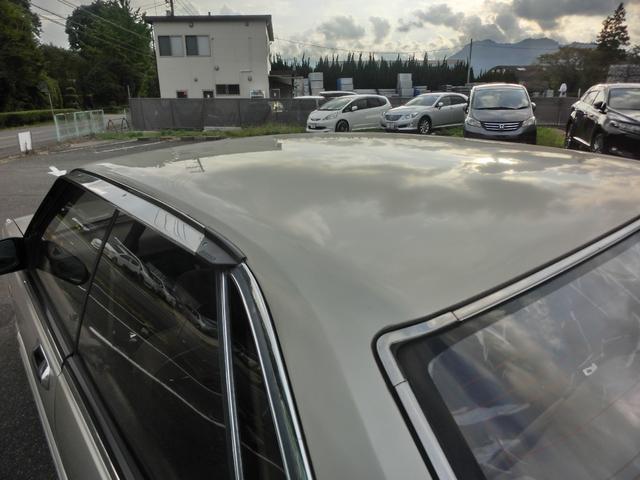 ブロアムVIP ターボ 3000cc 4ドア ピラーレスハードトップ ブロアムVIPターボ エアサス カーステレオ以外 ノーマル(36枚目)