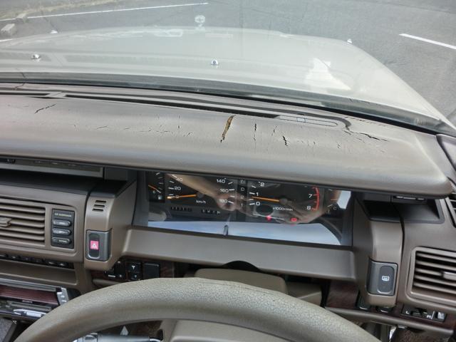 ブロアムVIP ターボ 3000cc 4ドア ピラーレスハードトップ ブロアムVIPターボ エアサス カーステレオ以外 ノーマル(51枚目)