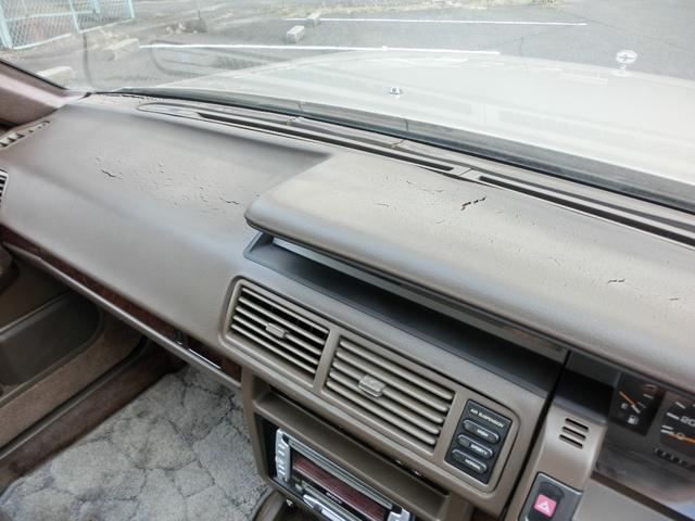 ブロアムVIP ターボ 3000cc 4ドア ピラーレスハードトップ ブロアムVIPターボ エアサス カーステレオ以外 ノーマル(52枚目)