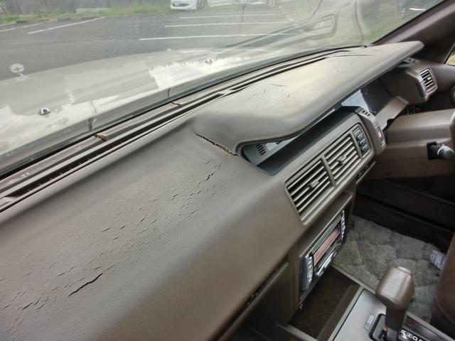 ブロアムVIP ターボ 3000cc 4ドア ピラーレスハードトップ ブロアムVIPターボ エアサス カーステレオ以外 ノーマル(54枚目)