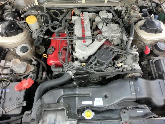 ブロアムVIP ターボ 3000cc 4ドア ピラーレスハードトップ ブロアムVIPターボ エアサス カーステレオ以外 ノーマル(66枚目)