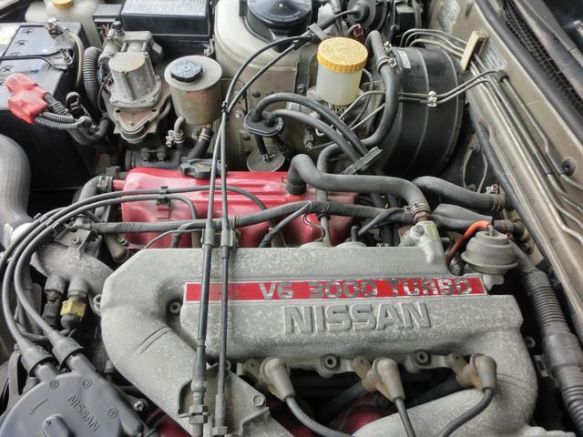 ブロアムVIP ターボ 3000cc 4ドア ピラーレスハードトップ ブロアムVIPターボ エアサス カーステレオ以外 ノーマル(68枚目)