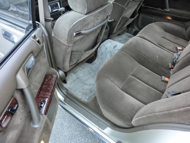 ブロアムVIP ターボ 3000cc 4ドア ピラーレスハードトップ ブロアムVIPターボ エアサス カーステレオ以外 ノーマル(75枚目)