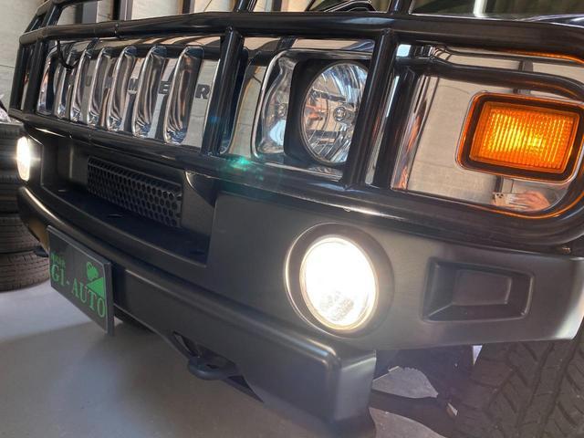 「ハマー」「ハマーH2」「SUV・クロカン」「広島県」の中古車10