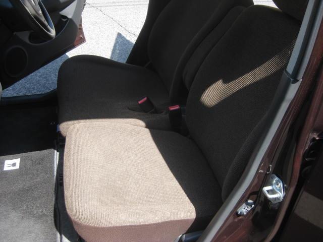 X 4WD キーフリー タイミングチェーン 1年保証付き 社外ナビ シートヒーター CD ETC タイヤ4本新品交換 純正アルミホイル 室内清掃 フル装備(21枚目)