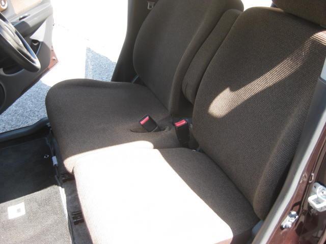 X 4WD キーフリー タイミングチェーン 1年保証付き 社外ナビ シートヒーター CD ETC タイヤ4本新品交換 純正アルミホイル 室内清掃 フル装備(24枚目)