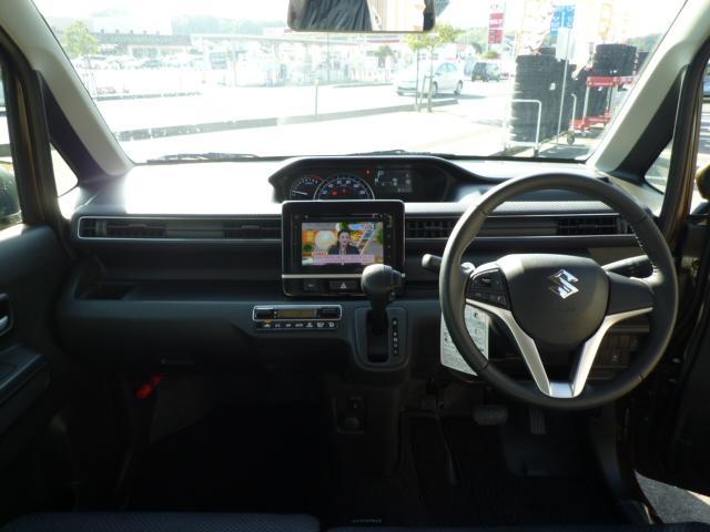 ハイブリッドFZ スマートキー LEDヘッドライト シートヒーター SDナビ Bluetooth対応 全方位カメラ アイドリングストップ(13枚目)