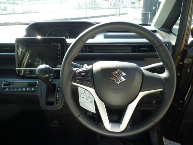 ハイブリッドFZ スマートキー LEDヘッドライト シートヒーター SDナビ Bluetooth対応 全方位カメラ アイドリングストップ(16枚目)