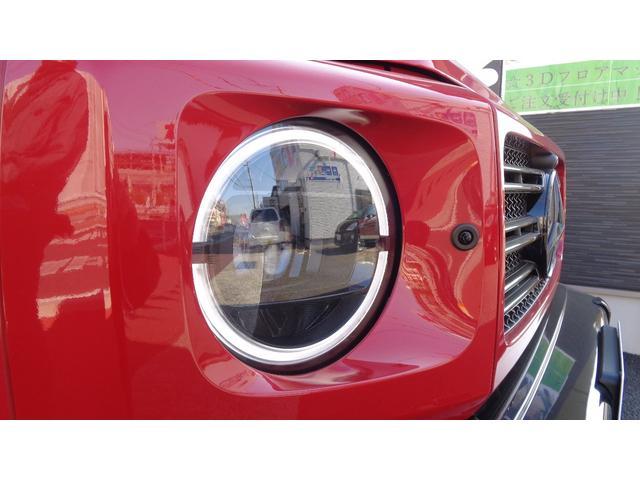 G350d マヌファクトゥーアエディション ・限定100台・3.0ディーゼルターボ・ジュピターレッド・ブラックルーフ・20インチAMGブラックスポークホイール・ナッパーシート・シートベンチュレーター(25枚目)