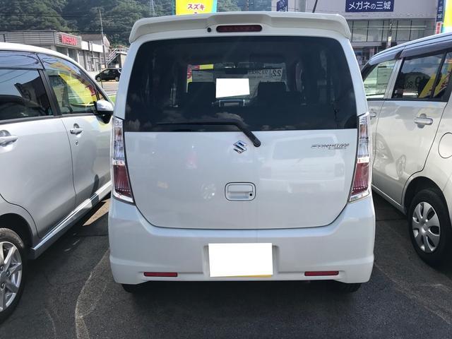 「スズキ」「ワゴンRスティングレー」「コンパクトカー」「広島県」の中古車5
