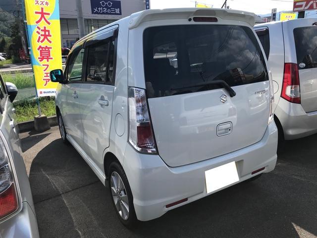 「スズキ」「ワゴンRスティングレー」「コンパクトカー」「広島県」の中古車6