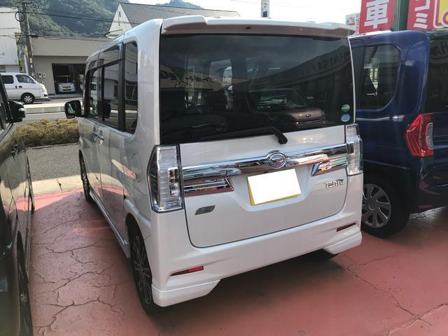 「ダイハツ」「タント」「コンパクトカー」「広島県」の中古車6