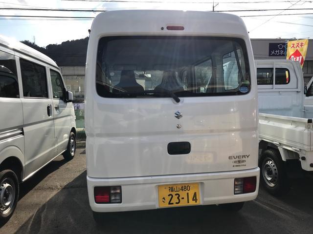「スズキ」「エブリイ」「コンパクトカー」「広島県」の中古車3