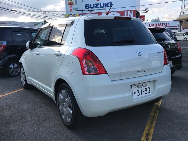 「スズキ」「スイフト」「コンパクトカー」「広島県」の中古車5