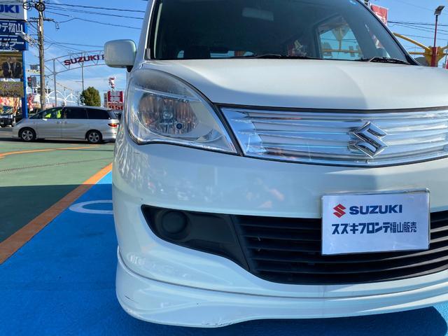 「スズキ」「ソリオ」「ミニバン・ワンボックス」「広島県」の中古車24