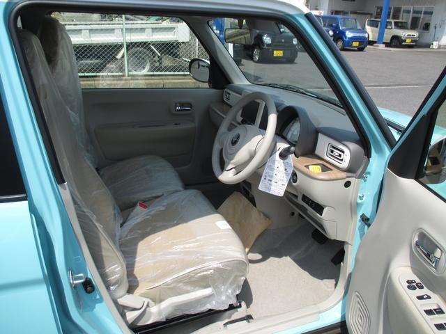X オーディオレス レーダーブレーキサポート 届出済未使用車(10枚目)