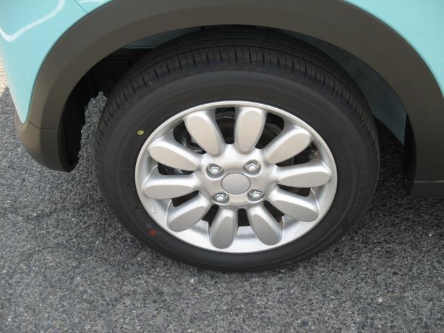 X オーディオレス レーダーブレーキサポート 届出済未使用車(17枚目)