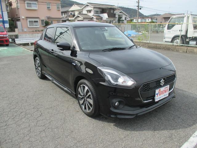 「スズキ」「スイフト」「コンパクトカー」「広島県」の中古車4